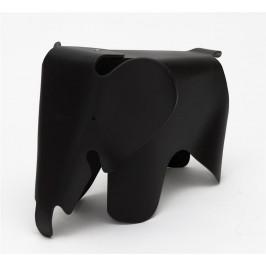 Culty Dětská stolička Slon, černá