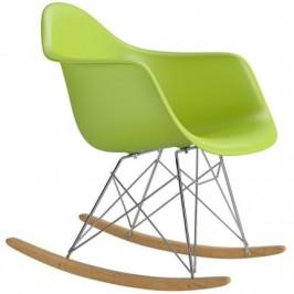 Culty Designové houpací křeslo RAR, zelená