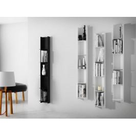 Culty Designová knihovna Marina, bílá