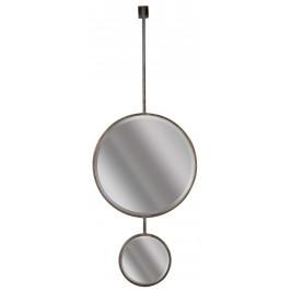Hoorns Kovové závěsné zrcadlo Merigue 108 cm