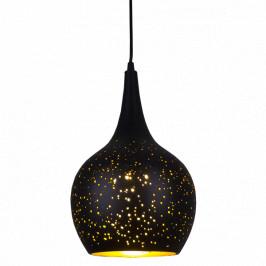 Culty Černé závěsné světlo Cosmos 20 cm