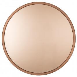 Měděné závěsné zrcadlo ZUIVER BANDIT