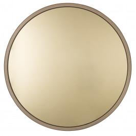Mosazné závěsné zrcadlo ZUIVER BANDIT