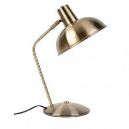 Time for home Zlatá kovová stolní lampa Redion