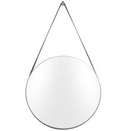 Time for home Stříbrné závěsné zrcadlo Grimo 47 cm