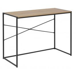 SCANDI Dubový pracovní stůl Darila 100 cm