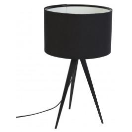 Stolní lampa ZUIVER TRIPOD, černá