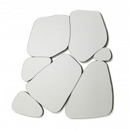 Závěsné zrcadlo LaForma Stancy 91x99 cm