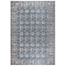 Modrý koberec ZUIVER MALVA 200x300 cm s orientálními vzory