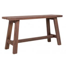 Nordic Living Dřevěná lavice Balt 90 cm