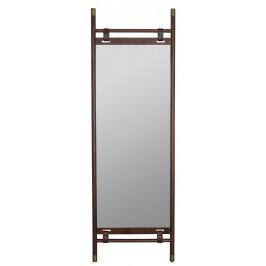 Hnědé stojací zrcadlo DUTCHBONE Riva