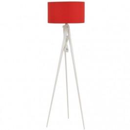 Lifelight Červená přírodní stojací lampa LF 14