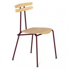 Židle Tabanda Trojka II., bordová