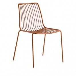 Pedrali Židle Nolita 3651, hnědá