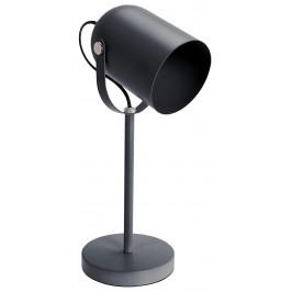 Culty Matně šedá stolní kovová lampa Maisy