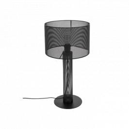 Černá kovová stolní lampa Bold Monkey Sweet Mesh