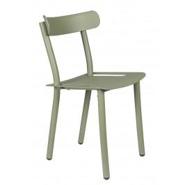Zelená zahradní židle ZUIVER FRIDAY