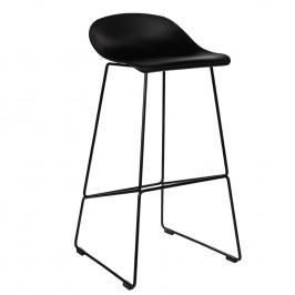Culty Černá barová židle Kelly 90 cm