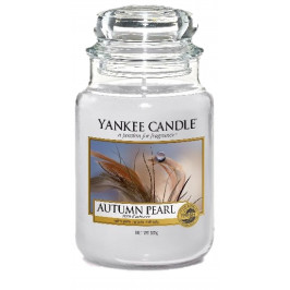 Velká vonná svíčka Yankee Candle Autumn Pearl