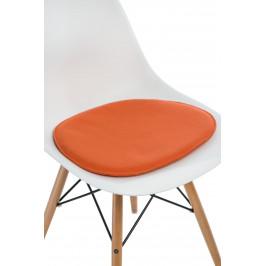 Culty Podsedák 41x36 cm, oranžová