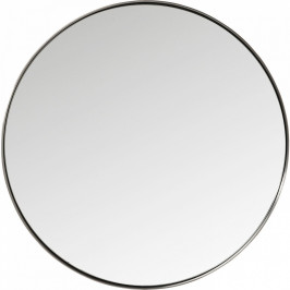KARE DESIGN Kulaté zrcadlo Curve Nature 100 cm