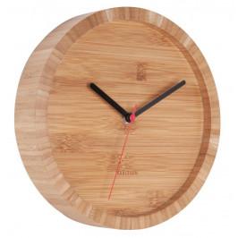 Time for home Bambusové nástěnné hodiny Ralph