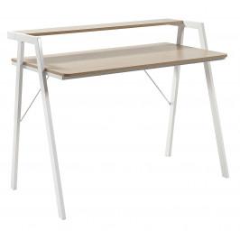 Dřevěný pracovní stůl Laforma Aarhus 114,5x60 cm