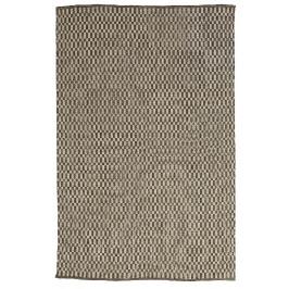 Hnědý pletený koberec LaForma Ashlin 130x190 cm