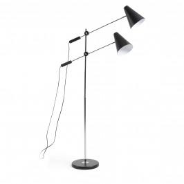 Celokovová stojací lampa LaForma Lilith