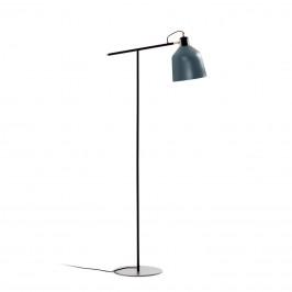 Černá stojací lampa LaForma Olimpia