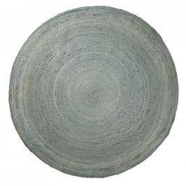Modrý jutový koberec LaForma Dip 200 cm