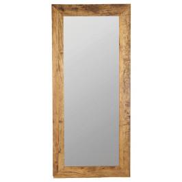 House Doctor Dřevěné závěsné zrcadlo Annie 210 cm