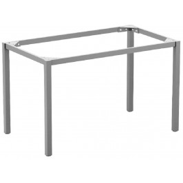 LIFE BASE Šedá stolová podnož EASY 180x90 cm