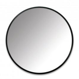 Culty Černé kulaté závěsné zrcadlo Hubby 61 cm