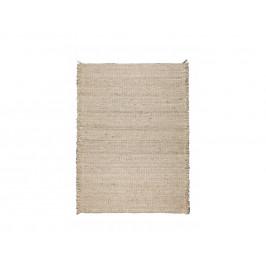 Béžový koberec ZUIVER FRILLS 170x240 cm