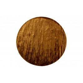 Hoorns Medově žlutý sametový koberec Lord 250 cm