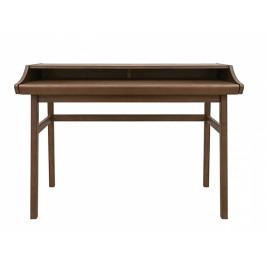 Masivní pracovní stůl Woodman Carteret 115x44 cm