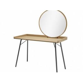 Dubový toaletní stůl Woodman Rayburn I. 115x52 cm