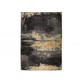 Černý koberec ZUIVER RANGER 170 x 240 cm