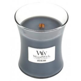 Střední vonná svíčka WoodWick, Evening Onyx
