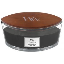 Vonná svíčka WoodWick loď, Black Peppercorn