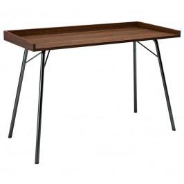 Pracovní stůl Woodman Rayburn, ořech 115001005162 Woodman