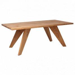 Jídelní stůl Rick 160x80 cm, dub RickD160x80