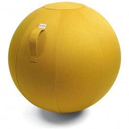 Sedací / gymnastický míč  VLUV LEIV Ø 75, žlutá SBV-004.75MU VLUV