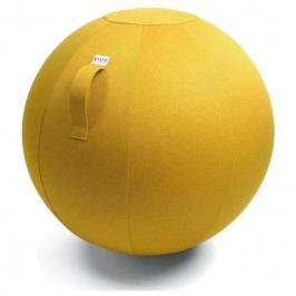 Sedací / gymnastický míč  VLUV LEIV Ø 65, žlutá SBV-004.65MU VLUV
