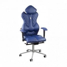 Kancelářské křeslo Royal, modrá KS-0503_BL Kulik System