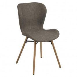 Jídelní židle Matylda, khaki SCHDNH000018251 SCANDI