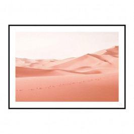 Obraz - PINK DESERT, 297x420 mm PINK-297x420 Artylist