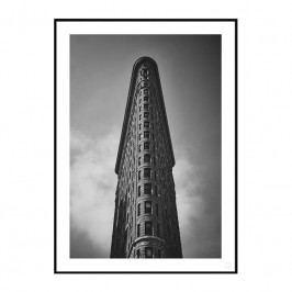 Obraz - FLATIRON BUILDING, 297x420 mm FLAT-297x420 Artylist