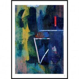 Abstraktní obraz INFINITY II., 500x700 mm INF2-500x700 Artylist
